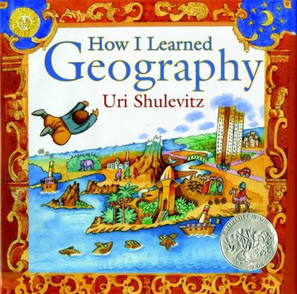 How I Learned Geography Cover