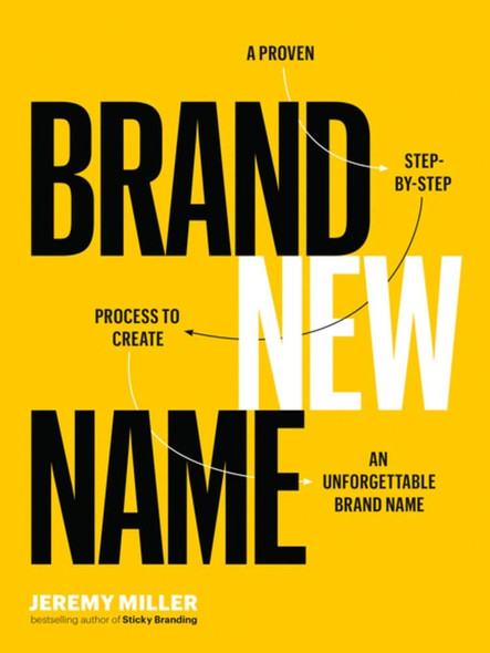 Brand New Name: A Proven, Step-by-Step Process to Create an Unforgettable Brand Name Cover