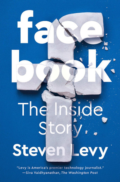 Facebook: The Inside Story Cover