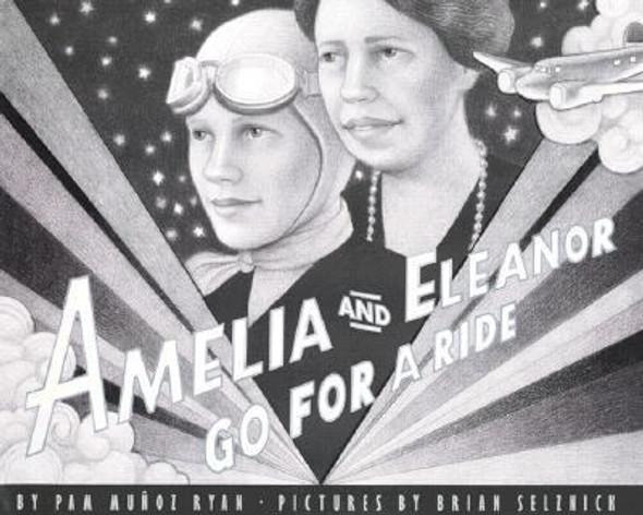 Amelia and Eleanor Go for a Ride Cover