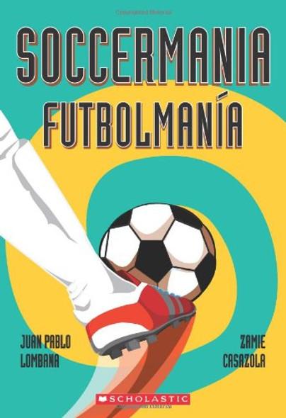 Soccermania / Futbolman'a (Bilingual) Cover