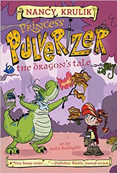 The Dragon's Tale #6 (Princess Pulverizer #6) Cover
