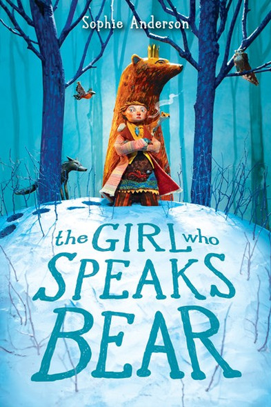 The Girl Who Speaks Bear Cover