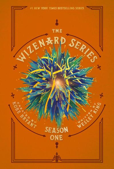 The Wizenard Series: Season One Cover