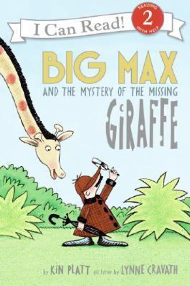 Big Max and the Mystery of the Missing Giraffe Cover