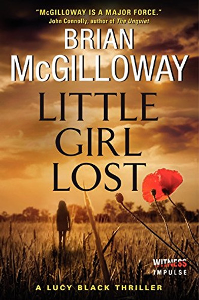 Little Girl Lost: A Lucy Black Thriller (Lucy Black Thrillers) Cover