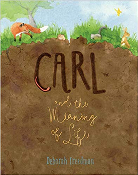 Carl and the Meaning of Life Cover