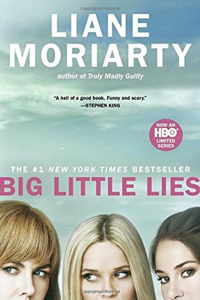 Big Little Lies (Movie Tie-In) Cover