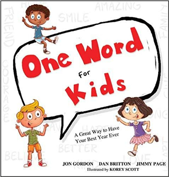 One Word for Kids: A Great Way to Have Your Best Year Ever Cover
