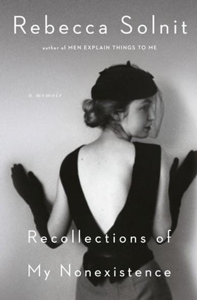 Recollections of My Nonexistence: A Memoir Cover