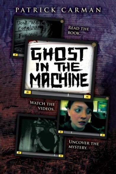 Skeleton Creek #2: Ghost in the Machine (Skeleton Creek #2) Cover