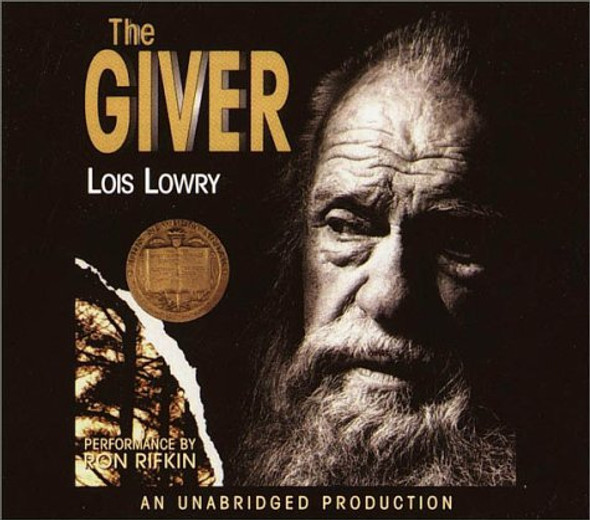 The Giver (Audio CD) Cover