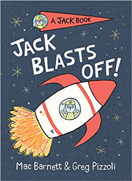Jack Blasts Off (Jack Book #2) Cover