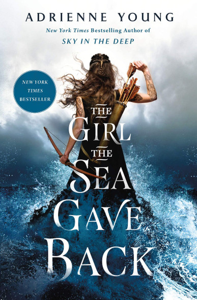 The Girl the Sea Gave Back (Sky and Sea #2) Cover