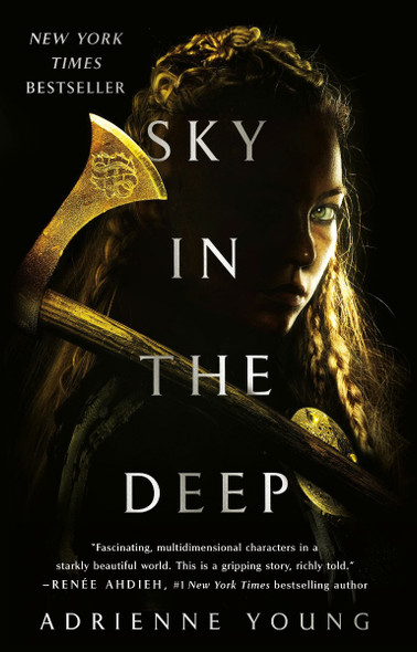 Sky in the Deep (Sky and Sea #1) Cover