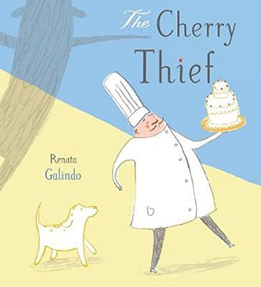 The Cherry Thief (Child's Play Library) Cover