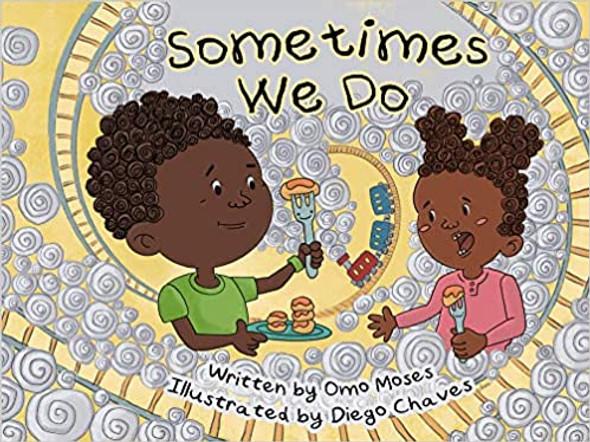 Sometimes We Do (MathTalk) Cover