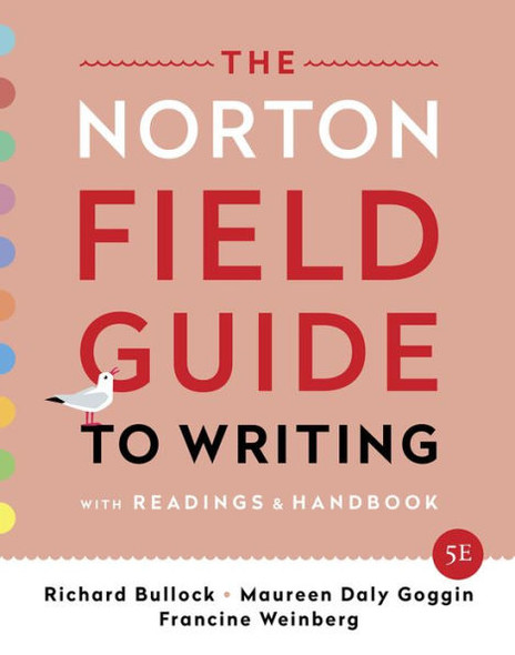 The Norton Field Guide to Writing: With Readings and Handbook Cover