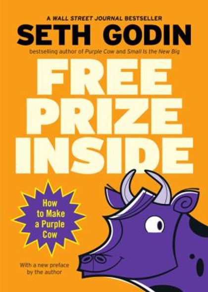 Free Prize Inside: How to Make a Purple Cow Cover