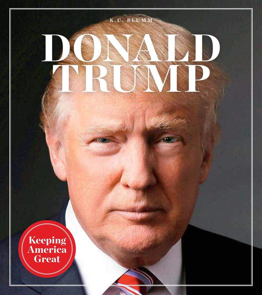 Donald Trump: Keeping His Promise Cover