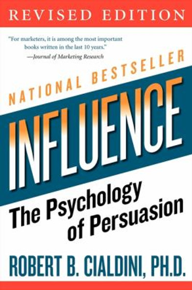 Influence: The Psychology of Persuasion Cover