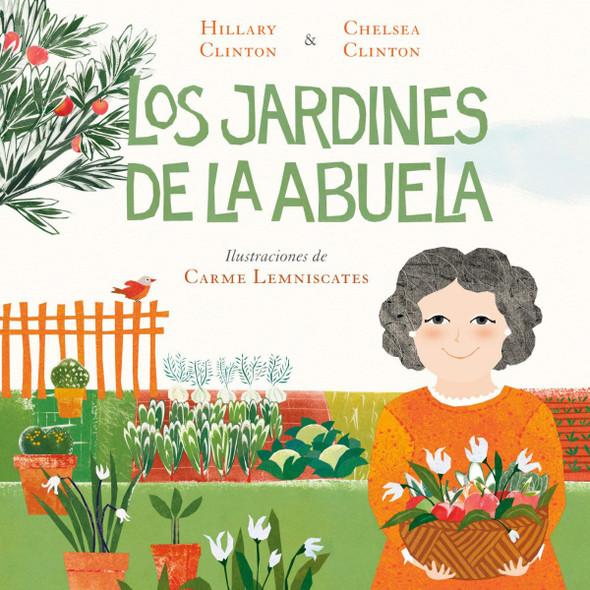 Los Jardines de la Abuela Cover