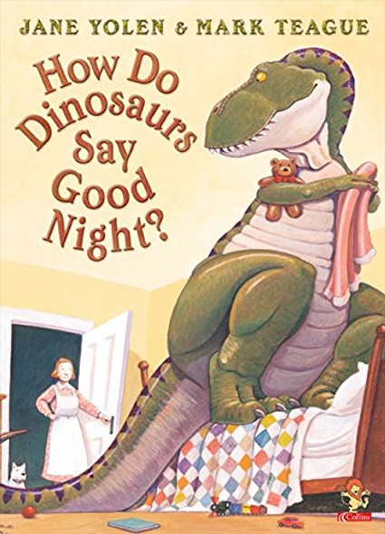 How Do Dinosaurs Say Goodnight? Cover