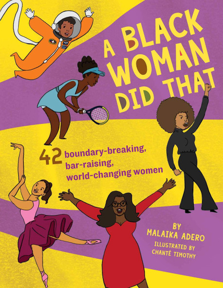 A Black Woman Did That, Volume 1 Cover