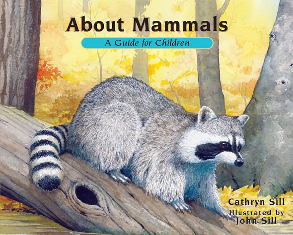 About Mammals: A Guide for Children Cover