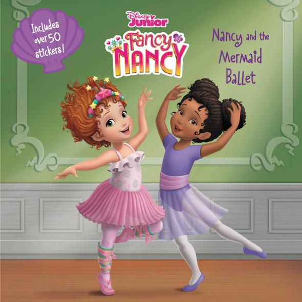 Disney Junior Fancy Nancy: Nancy and the Mermaid Ballet Cover