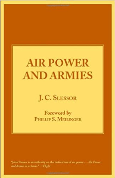 Air Power and Armies Cover