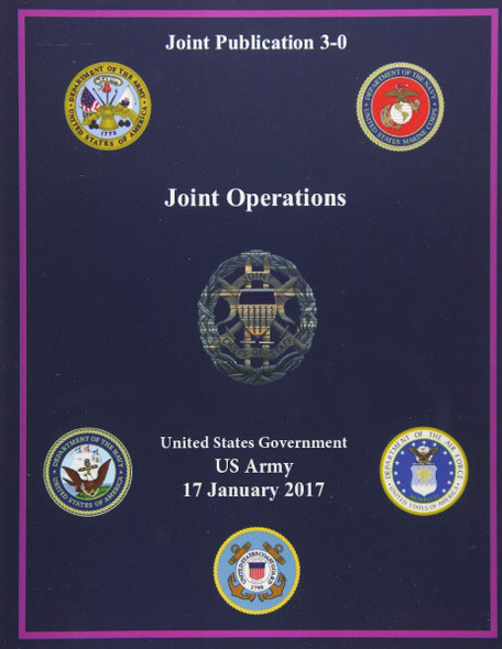 Joint Publication JP 3-0 Joint Operations 17 January 2017 Cover