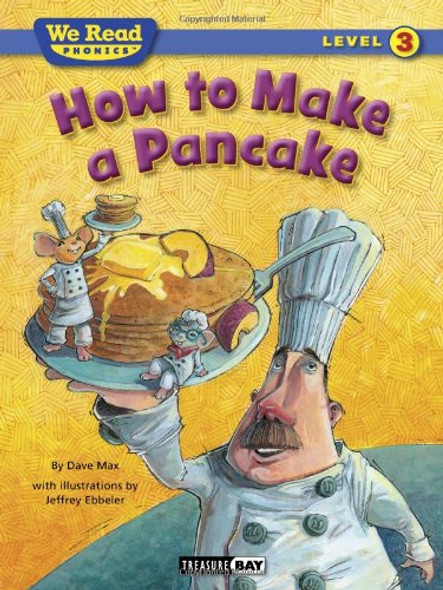 How to Make a Pancake Cover
