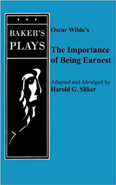 Importance of Being Earnest, The (One-Act) Cover