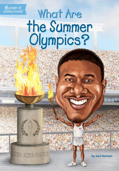 What Are the Summer Olympics? (What Was?) Cover