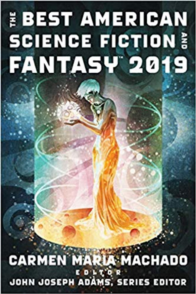 The Best American Science Fiction and Fantasy 2019 Cover