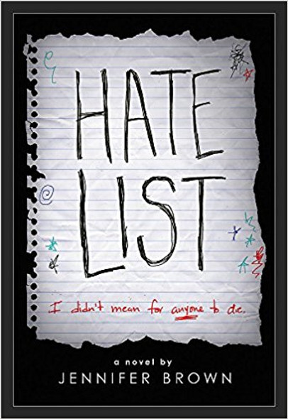 Hate List Cover