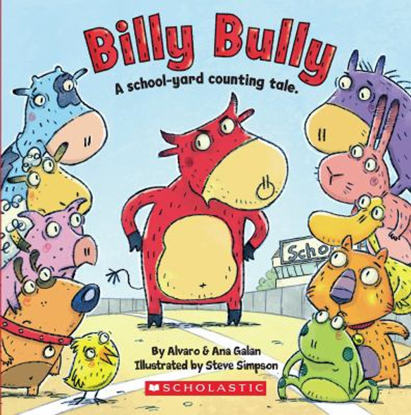 Billy Bully Cover