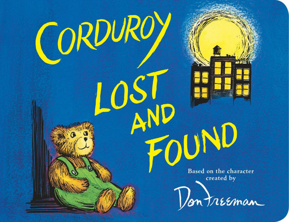 Corduroy Lost and Found (Corduroy) Cover