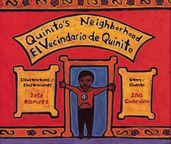 Quinito's Neighborhood: El Vecindario de Quinito Cover