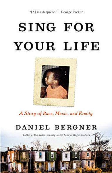 Sing for Your Life: A Story of Race, Music, and Family Cover