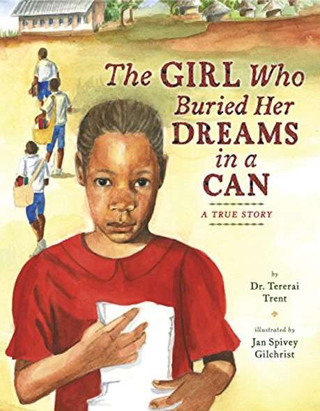 The Girl Who Buried Her Dreams in a Can: A True Story Cover