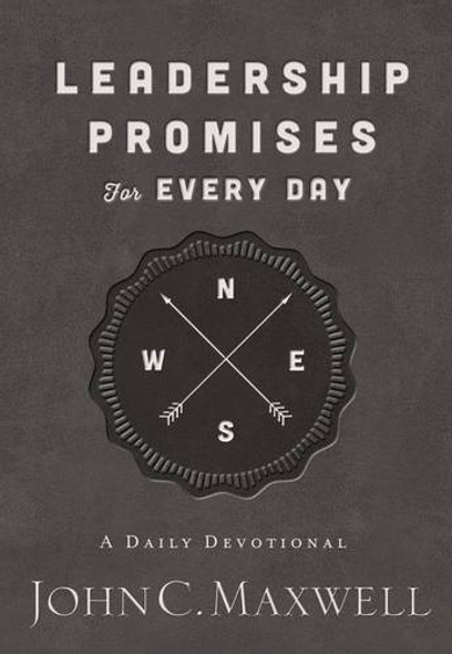 Leadership Promises for Every Day: A Daily Devotional Cover