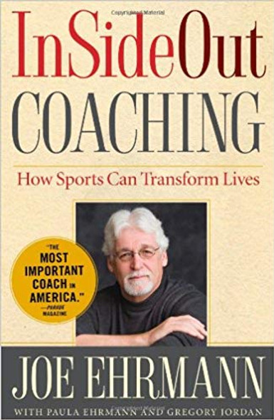 InSideOut Coaching: How Sports Can Transform Lives Cover