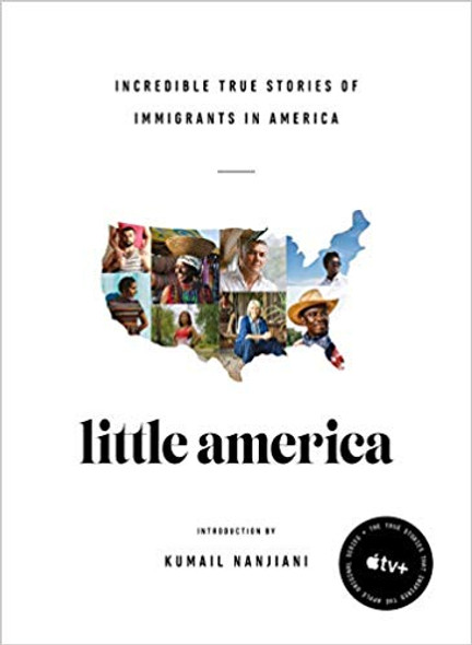Little America: Incredible True Stories of Immigrants in America Cover