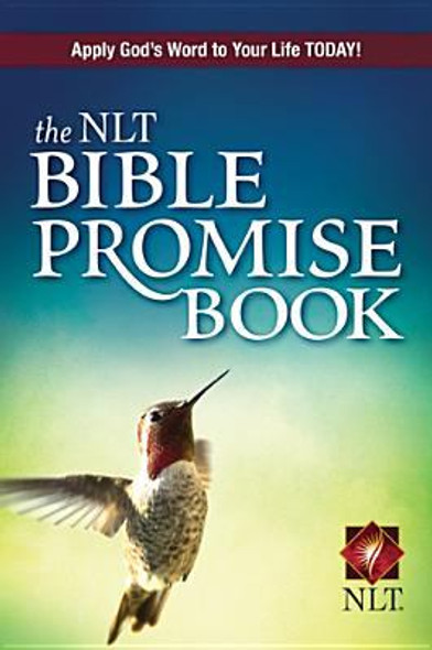 The NLT Bible Promise Book Cover