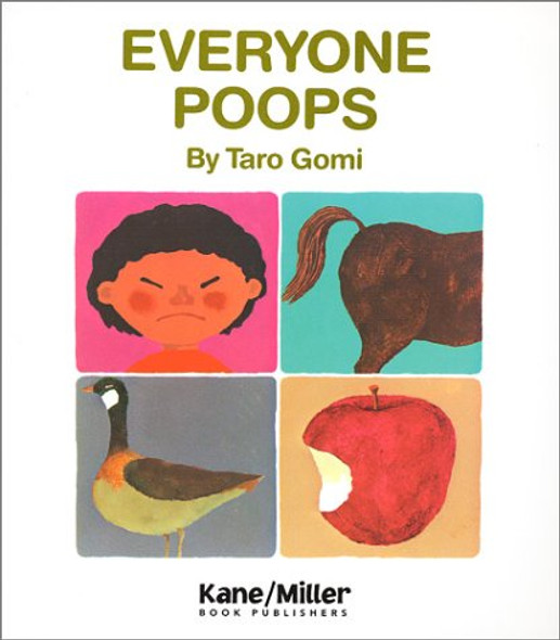 Everyone Poops (My Body Science) Cover