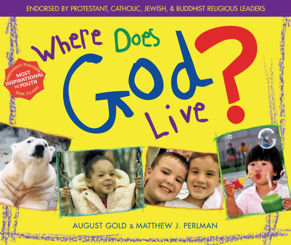 Where Does God Live Cover