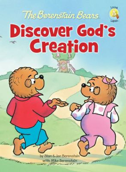 The Berenstain Bears Discover God's Creation Cover
