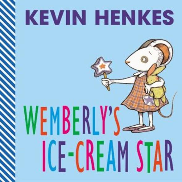 Wemberly's Ice Cream Star Cover